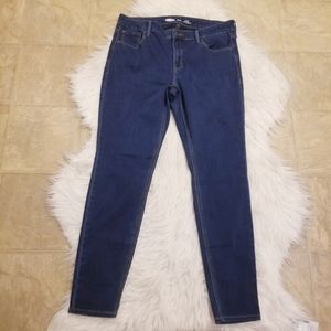 Old Navy Jeans - Old Navy High Waisted Rockstar Super Skinny Jeans
